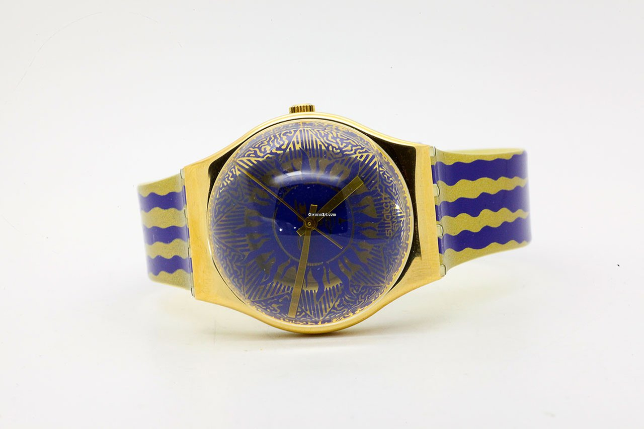 Swatch GZ122 pre-owned
