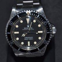 Rolex Submariner (No Date) 5513 1980 occasion