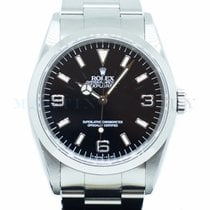 Rolex Explorer Steel 36mm Black Arabic numerals Singapore, Singapore
