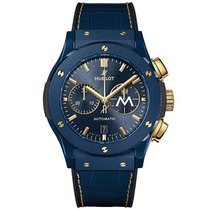 Hublot Classic Fusion Chronograph Ceramic 45mm Blue No numerals United Kingdom, London