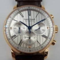 Louis Erard Excellence 71231OR11 Neu Roségold 42mm Automatik