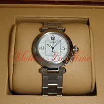 Cartier Pasha C new Automatic Watch with original box and original papers W31074M7