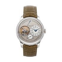 F.P.Journe Souveraine Platinum 40mm Grey Arabic numerals United States of America, Pennsylvania, Bala Cynwyd
