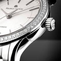 Maurice Lacroix Les Classiques Diamonds Ladies Date Diamanten...