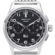 Zenith El Primero Big Date Special new 2019 Automatic Chronograph Watch with original box and original papers 03.2410.4010/21.M2410