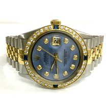 Rolex Datejust 18K Gold & S.Steel Automatic 36 mm