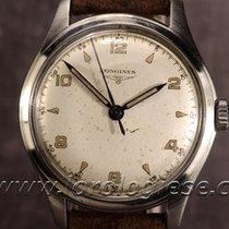 Longines Vintage Sei Tacche 1951 Waterproof-style Steel Watch...