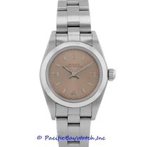 Rolex Oyster Perpetual No Date 76080 Ladies Pre-Owned