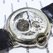 Cartier Ballon Blue Flying Tourbillon 2nd Time Zone - W6920081