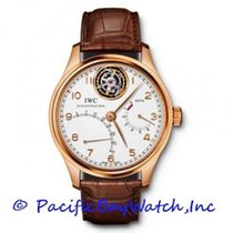 IWC Portuguese Tourbillon IW504210 new