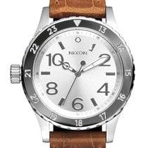 Nixon Acero 38mm Cuarzo A467-1888 nuevo