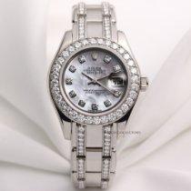 Rolex Lady-Datejust Pearlmaster 80299 2000 használt