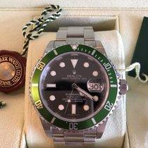 """Rolex Anniversary Submariner - """"Kermit"""""""