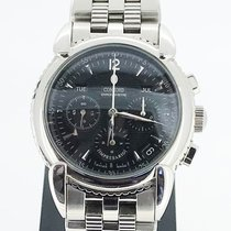 Concord Impresario Steel 38mm Black No numerals