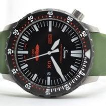 Sinn UX GSG 9 EZM 2B green black rubber