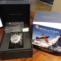 Hamilton Khaki Flight Timer Air Zermatt H645540