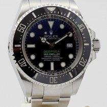 Rolex Sea-Dweller Deepsea Deep Blue