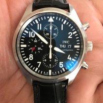 IWC,PILOT'S WATCH/SPITFIRE CHRONO- AUTOMATIC,REF 3717