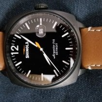 Shinola The Breakman 46mm Made In America Argonite 46mm Black...