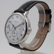 Eberhard & Co. 8 Jours Acciaio 41mm Italia, ISEO (BS)