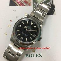 勞力士 114270 Explorer Steel 36mm M serial Watch only