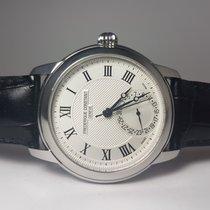 Frederique Constant 41mm Automatisch 2013 tweedehands Manufacture Classic Zilver
