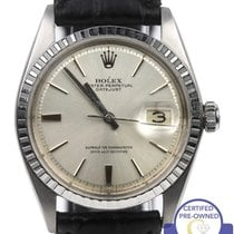 Rolex Vintage 1963 Rolex DateJust 1603 36mm Stainless Steel...