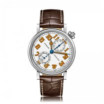 Longines Avigation Steel 41mm White United Kingdom, Bowness on Windermere