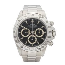 Rolex Daytona Zenith Stainless Steel Men's 16520 - W5290