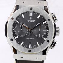 Hublot Classic Fusion Automatic Grey Chronograph Kautschuk...