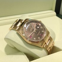 Rolex Day-Date (Submodel) pre-owned 36mm Rose gold