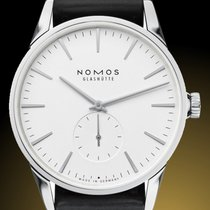 NOMOS Zürich Datum new 2019 Automatic Watch with original box and original papers 802