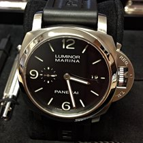 Panerai Luminor Marina 1950 3 Days Automatic Steel 44mm Black Arabic numerals United Kingdom, Wilmslow