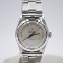 Rolex Oyster Precision Steel 30mm White Arabic numerals United Kingdom, Hertfordshire