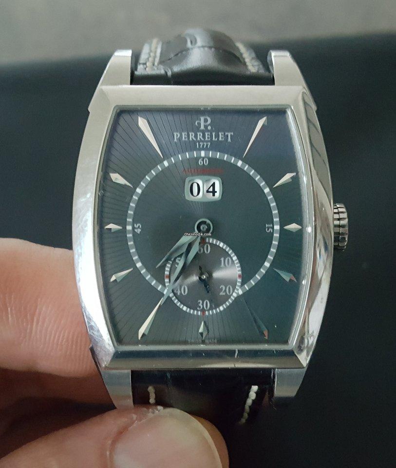 df8d69cffb Montres Perrelet d'occasion - Comparer les prix des montres Perrelet  d'occasion