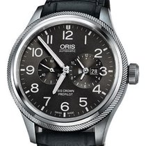 Oris Big Crown ProPilot Worldtimer 01 690 7735 4063-07 5 22 06FC new