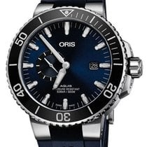 Oris Aquis Small Second 01 743 7733 4135-07 4 24 65EB nov
