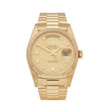 Rolex Day-Date 36 36mm Yellow gold