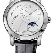 Harry Winston Midnight 451/MAMP42WL.W1 new