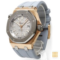 Audemars Piguet Royal Oak Offshore Diver usados 42mm Oro rosado