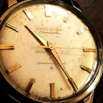 Seiko Kronometer 35mm Manuelt 1963 brugt Grand Seiko Hvid