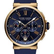 Ulysse Nardin Marine Chronograph 1532-150-3/43 новые