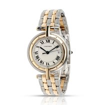 Cartier Cougar Gold/Steel 30mm Silver Roman numerals United States of America, New York, New York