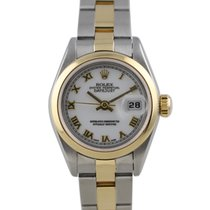 Rolex Oyster Perpetual Lady Date Steel 26mm White Roman numerals United States of America, Florida, Boca Raton