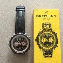 Breitling Navitimer Ατσάλι 48mm Μαύρο Ελλάδα, Drama