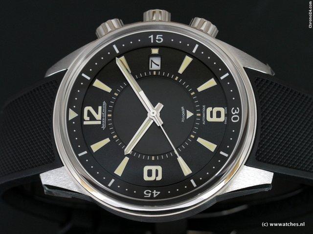 Jaeger - Jaeger-LeCoultre Polaris Date cadran bleu fumé 11239959gross_v1558337386714