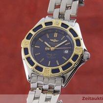 Breitling Lady J Gold/Stahl 31mm Blau Deutschland, Chemnitz