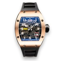 Richard Mille RM029 Rose gold 2016 RM 029 48mm pre-owned
