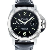 Panerai Luminor Marina Automatic Zeljezo 44mm Crn
