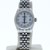 Rolex Lady-Datejust 26mm Blanco